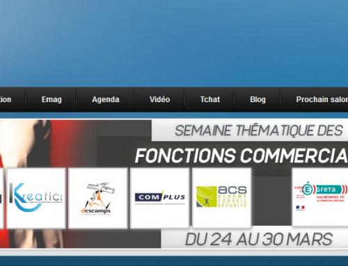Semaine thématique «Fonctions Commerciales» du 24 au 30 Mars – L4M