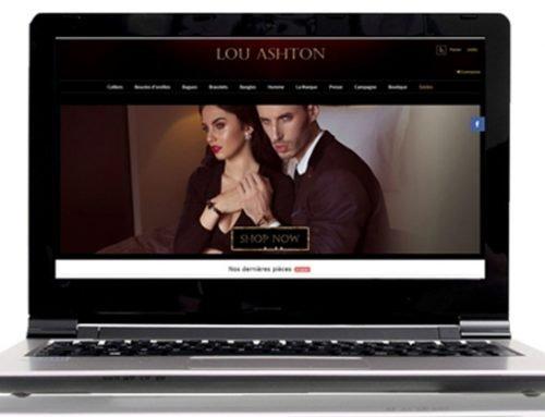 Création site e-commerce