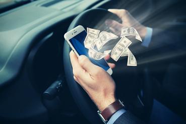 conducteur argent blablalines